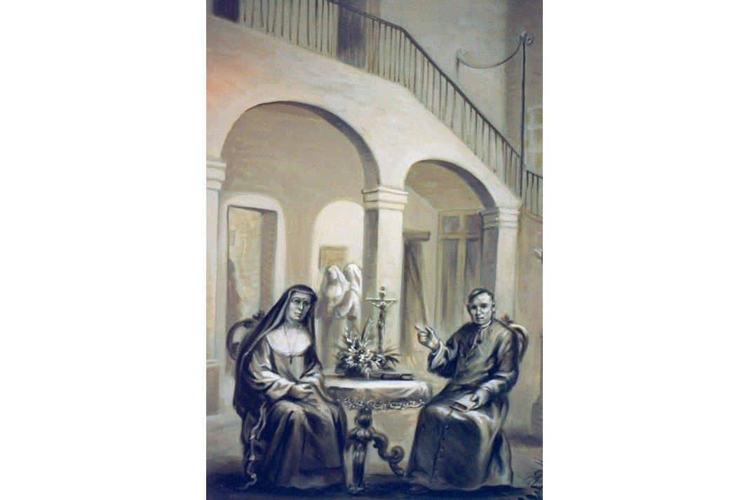 Madre Margherita e Don Diacono