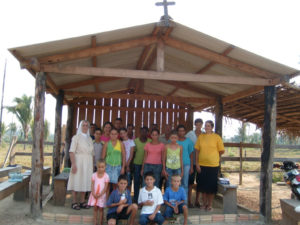 La nuova missione a Rondonia
