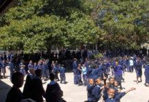 Ethiopia-Addis Abeba, Kidane Mehret School