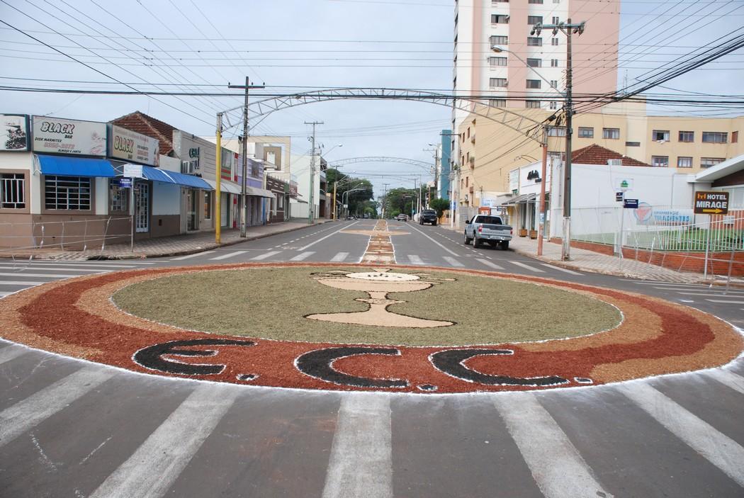 Brasile Corpus Christ 2012