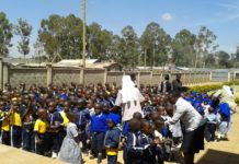 Kenya – Nairobi: Mother Margherita School