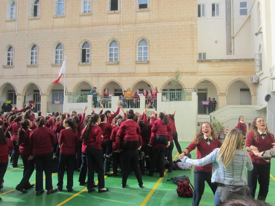 Scuola Secondaria a Sliema